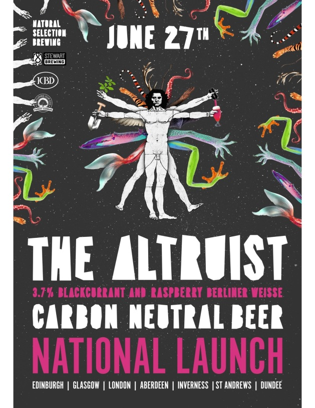 National Launch Night Poster